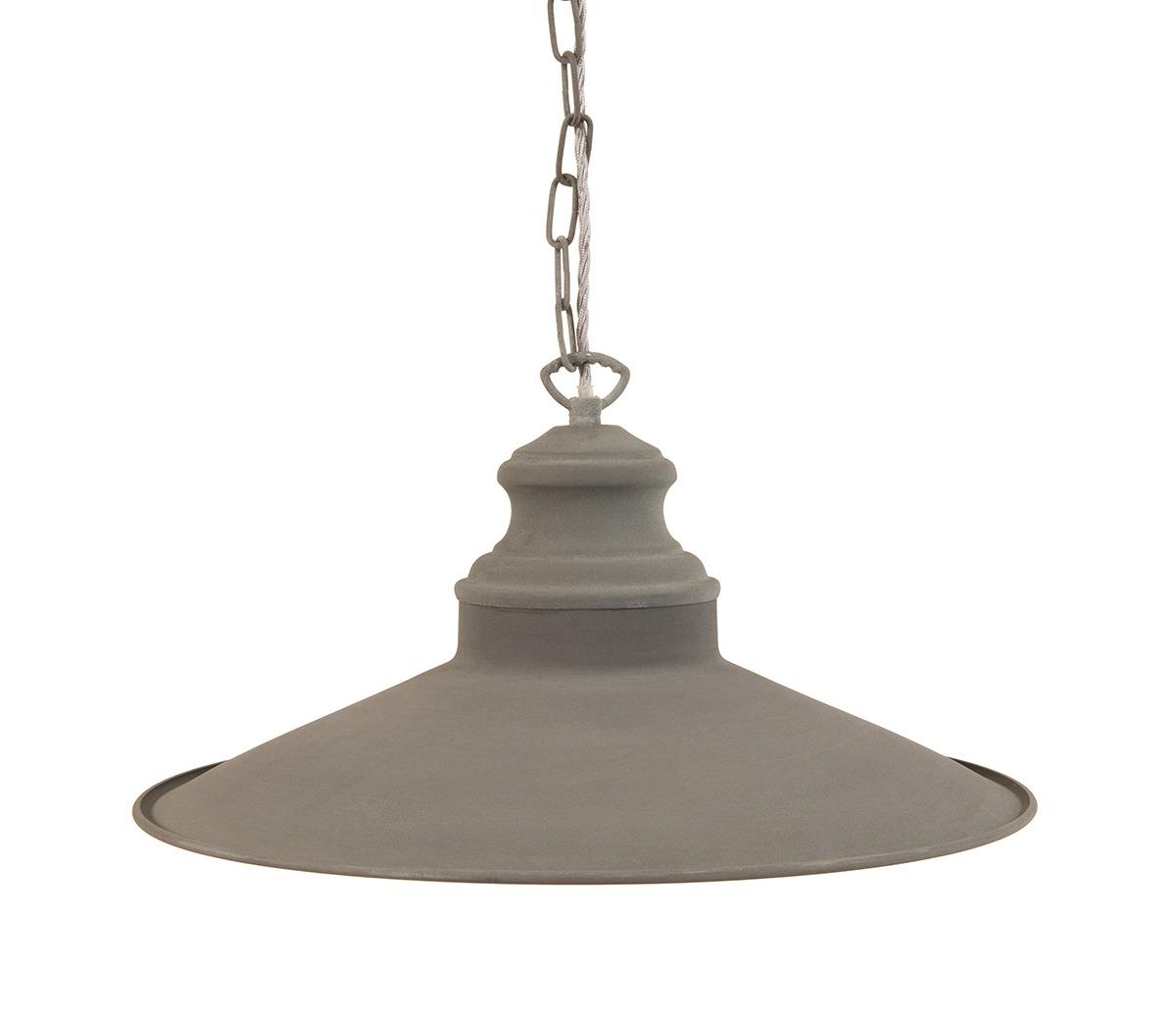 Zinc Pendant Light The French House
