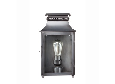 Gunmetal Wall Lanterns