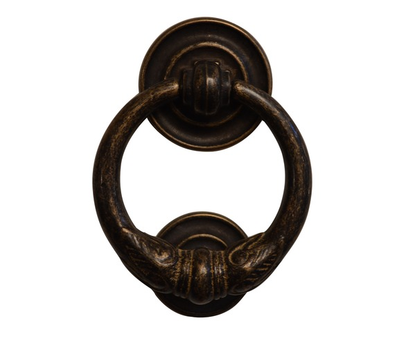 Porpoise Door Knocker
