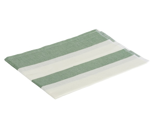 Linen Glass Towel