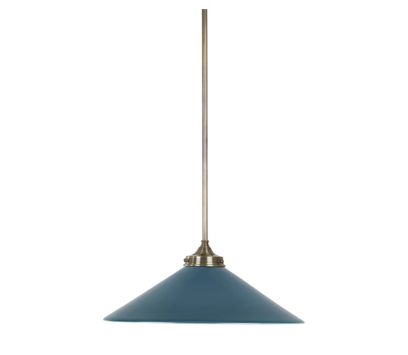 Ceramic Fixed Pendant Light