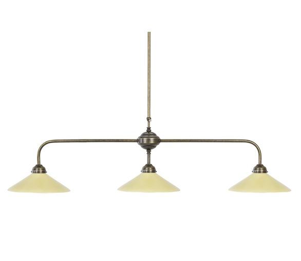 Triple Billiard Lamp