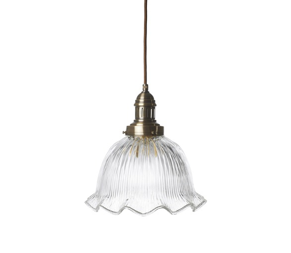 Prismatic Pendant Light