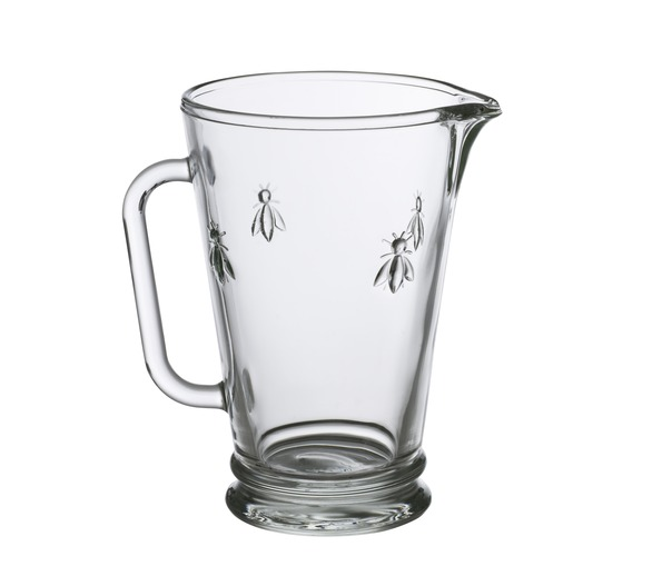 Abeille Glass Jug