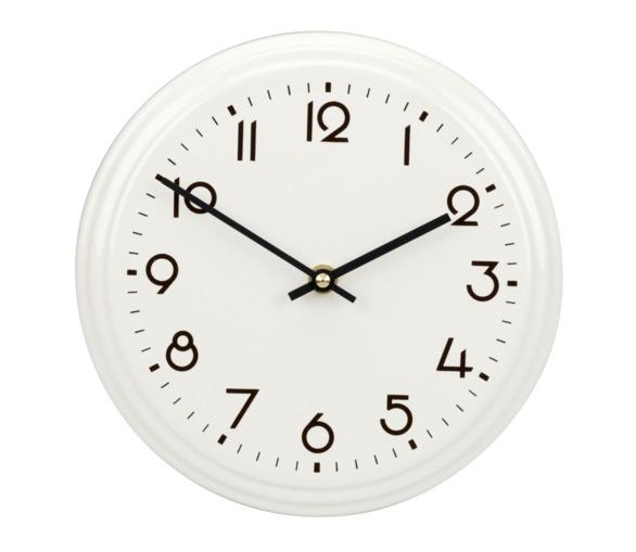 1950s Ceramic Clock