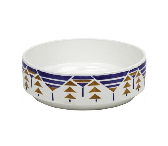 Christmas Tree Vintage Bowl