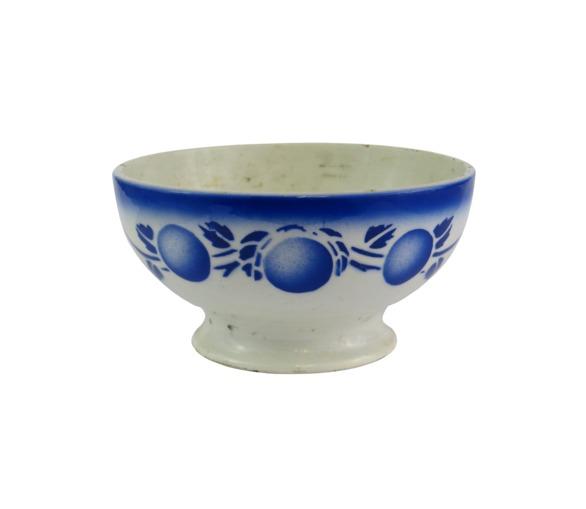 Vintage Coffee Bowl