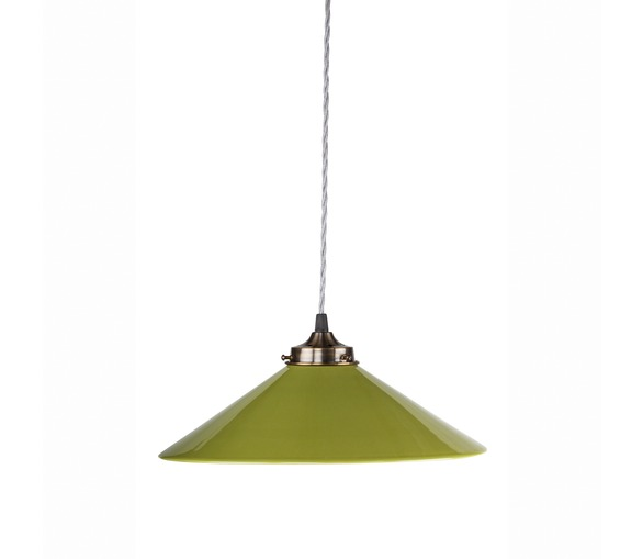Ceramic Pendant Light