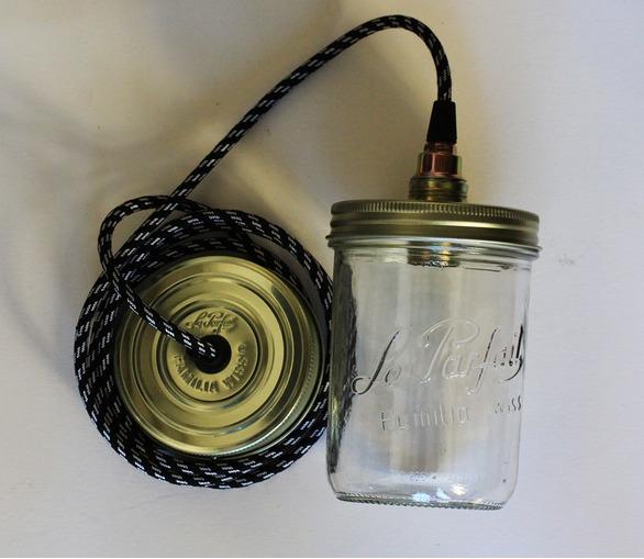 Le Parfait Jar Pendant