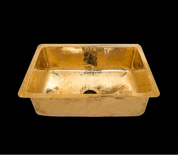 Classic Brass Sink