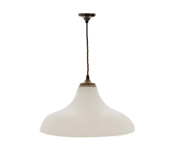 Modern Vintage - Glass Pendant Light