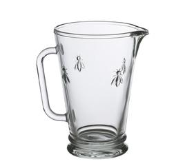 Abeille Glass Jug