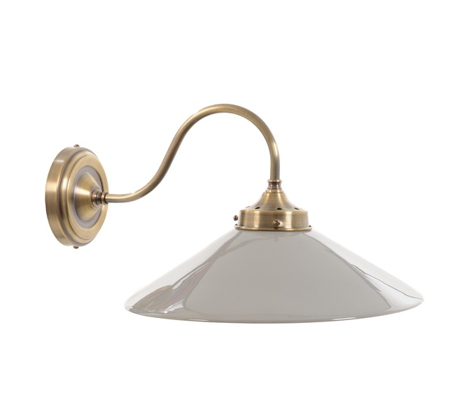 Lighting > Wall > Ceramic Wall Light - The French House